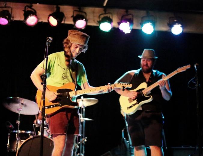 Matt Frye and Chris Murphy