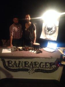 Bambarger, Hair products for your face!
