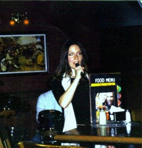 Amanda Karaoke